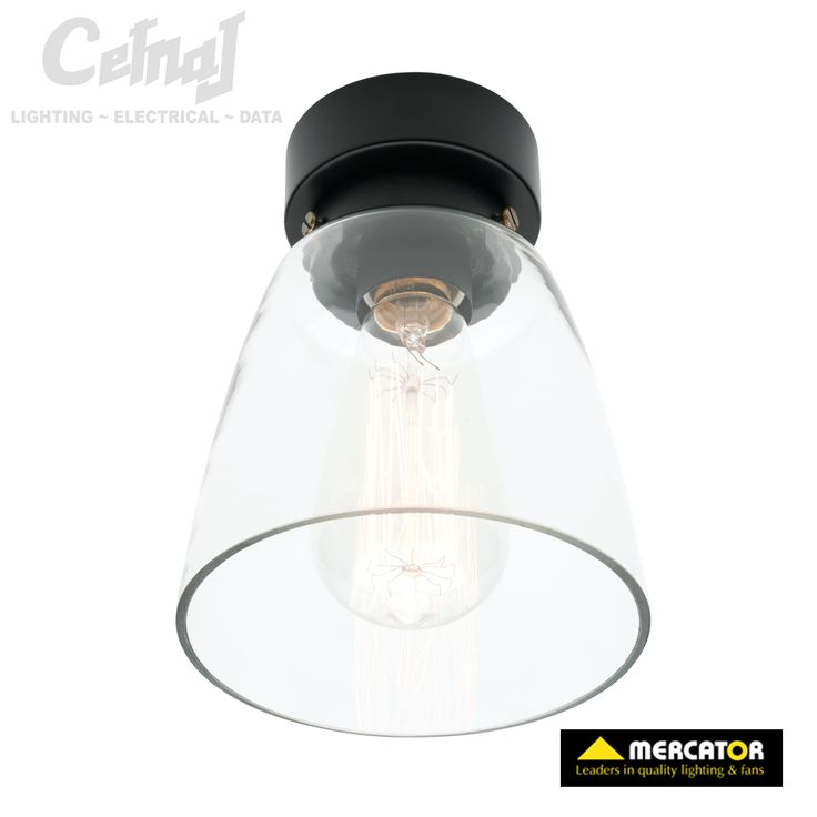 $29.95 - Robbie DIY Batten Fix - Clear Glass And Black