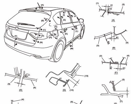 25 best Subaru Workshop Service Repair Manual images on