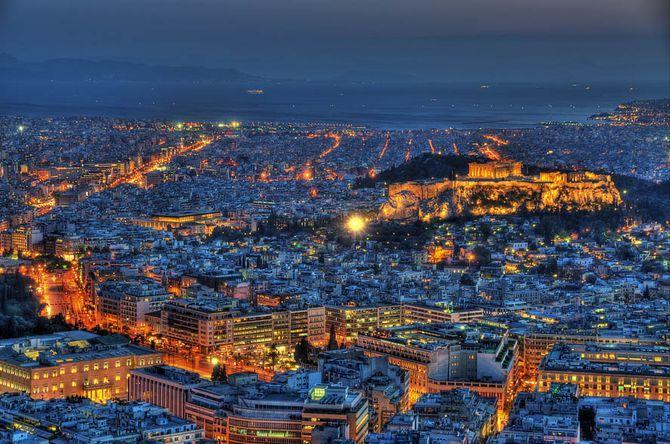 Από πού πήραν το όνομά τους γνωστές περιοχές της Αθήνας;