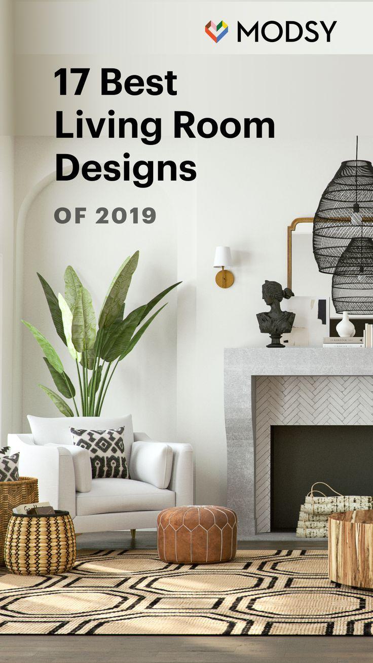 5 Best Living Room Design Ideas of 5  Modsy Blog in 5