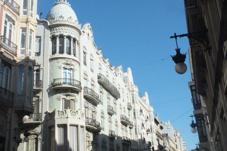 Architecture from Valencia