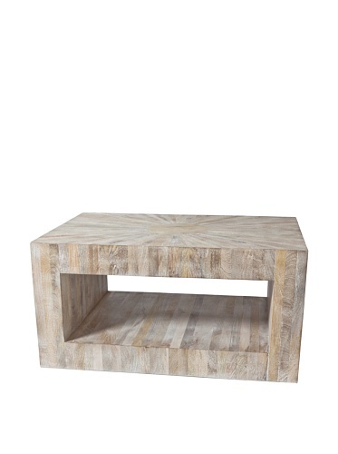 Driftwood coffee table coffee tables and coffee on pinterest for White driftwood coffee table