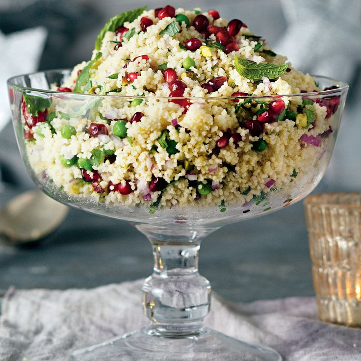 Try our easy to follow festive couscous recipe. Absolutely delicious with the best ingredients from Woolworths.