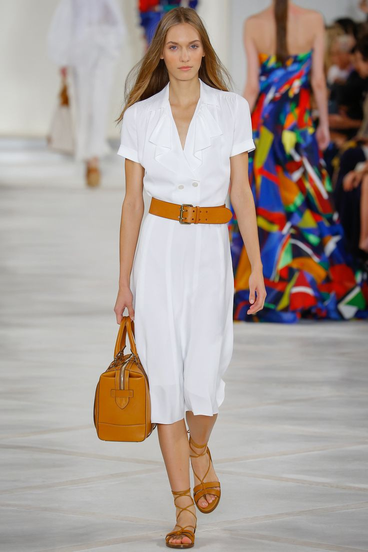 Ralph Lauren Spring 2016 Ready-to-Wear Fashion Show