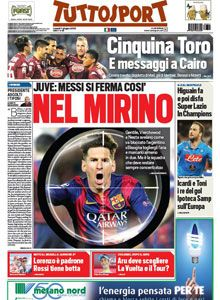 Portadas de los periódicos deportivos de España y Europa hoy Lunes, 1 de junio de 2015 - MARCA.com