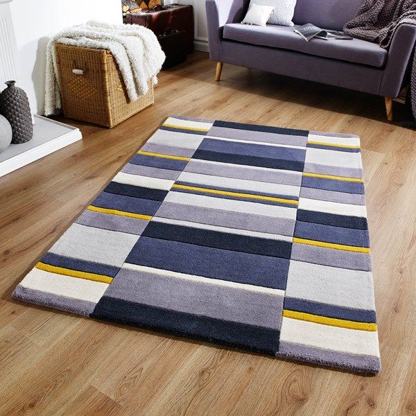 The Jazz Rugs Feature Bold Contemporary Designs