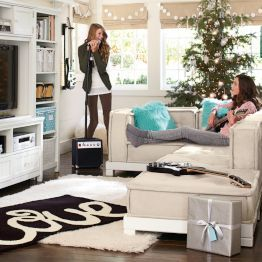 Lounge Room Ideas & Teen Lounge Room Decorating Ideas   PBteen