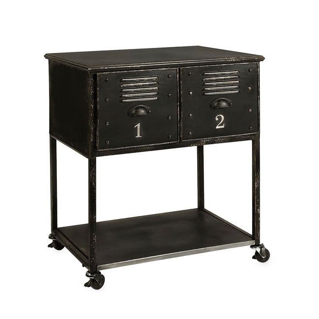 Industrial Rolling Kitchen Cart: 407 Best Furniture Images On Pinterest