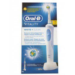 Oral B D12 Vitality White + Clean