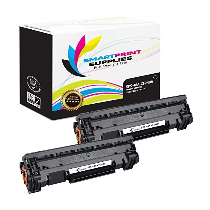 Amazon Com Smart Print Supplies Compatible 48a Cf248a Black Toner Cartridge Replacement For Hp Laserjet Pro M15 M16 Mfp M28 Toner Cartridge Toner Cartridges