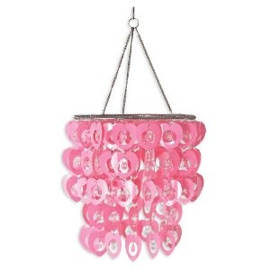 Wall Pops WPC96861 Ready-to-Hang Bling Chandelier, CupidCupid Chandeliers, Bling Chandeliers, Kids Room, Room Chand, Girls Room, Room Ideas, Wallpop, Cupid Room, Wall Pop