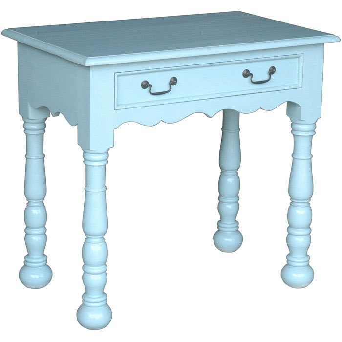 Francine Console Table-I love this little table!!Maybe in a different color.