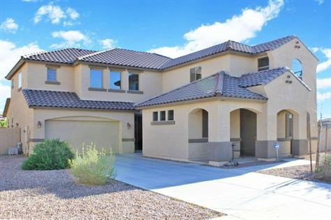 $285,000 ~  Home sold by the Amy Jones Group in Langley Gateway Estates Queen Creek, Arizona