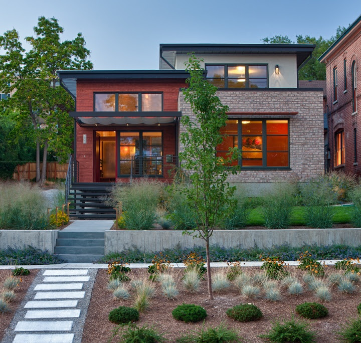 First Net Zero/Passive House Certified in Salt Lake City - Ruby House by Brach design Architecture. - ok so not exactly cheap...