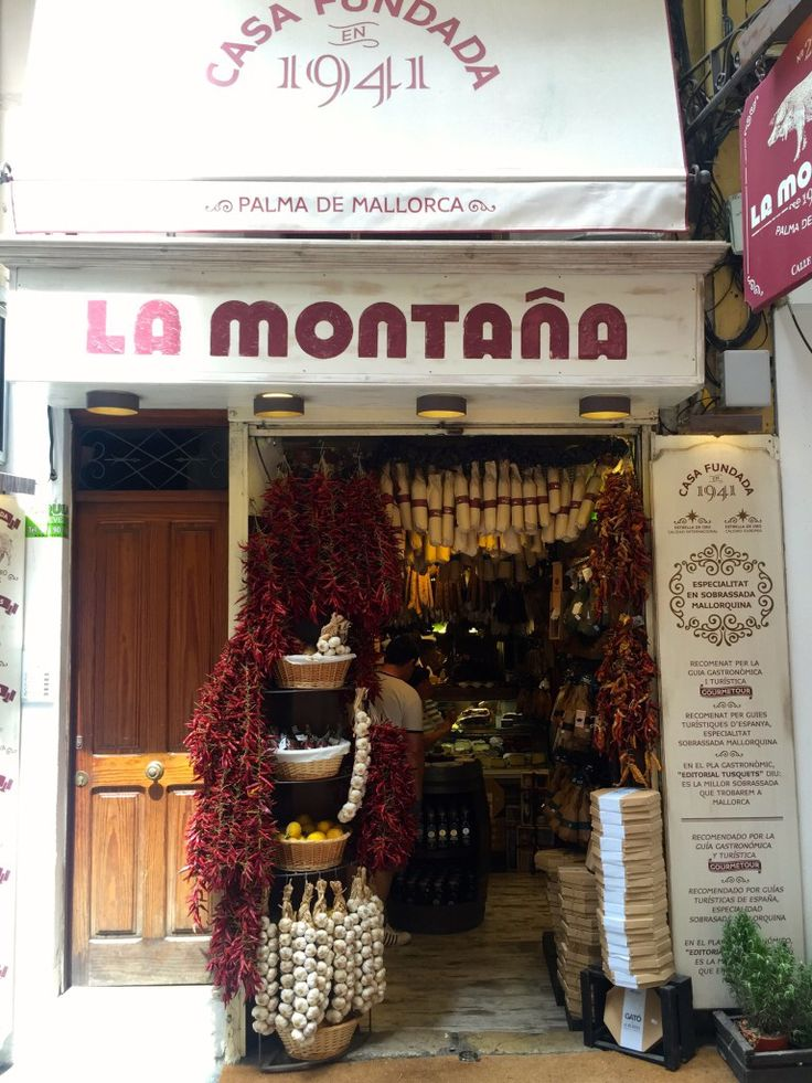 Heute auf dem Blog: Tips für 3 schöne Delikatessen-Läden in Palma de Mallorca und das Rezept für mein liebstes Mallorca-Sandwich!  http://cookiesformysoul.de/die-schoensten-laeden-fuer-delikatessen-in-palma-de-mallorca-und-das-rezept-fuer-mein-liebstes-mallorca-sandwich/
