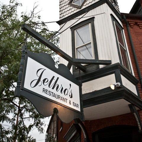 Jethro's Restaurant & Bar - Visit Lancaster City