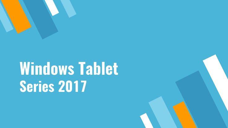 Windows Tablet PC Manufacturer