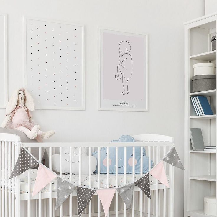 Your unique personal birth print with name weight length date and time. The illustration has the exact same length as your child at birth  #babymemory #studionatal #birthprint #nurseryinspo #nurserydecor