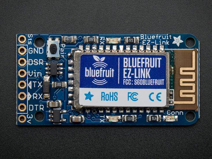 Bluefruit EZ-Link - Bluetooth Serial Link & Arduino Programmer - v1.3