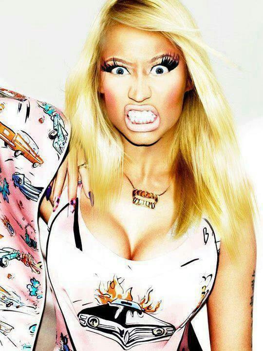 Nicki Mianj love her