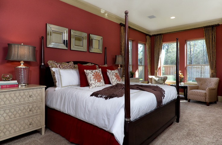 Beautiful bedroom in the watercress model reminds me of for Beautiful bedroom pictures me