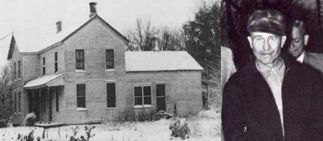 17 novembre 1957. Ed Gein se déguise avec des morceaux de cadavres de vieilles femmes