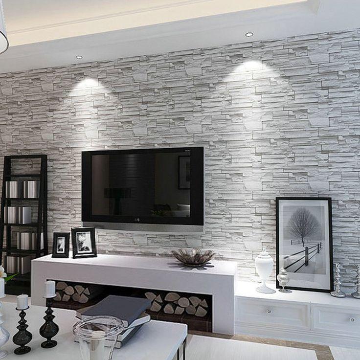 M s de 1000 ideas sobre paredes de ladrillo de imitaci n - Imitacion a ladrillo ...