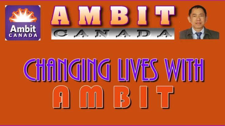 AMBIT Canada   Changing Lives With AMBIT video#4