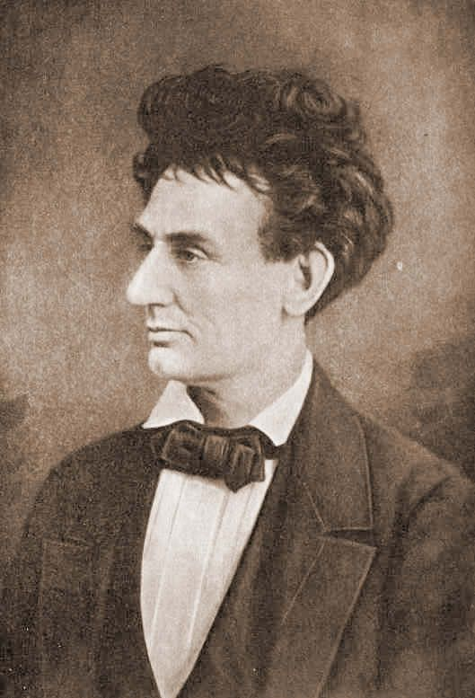 Abe went most of his life without a beard.  He was persuaded to grow the beard when running for presidency.