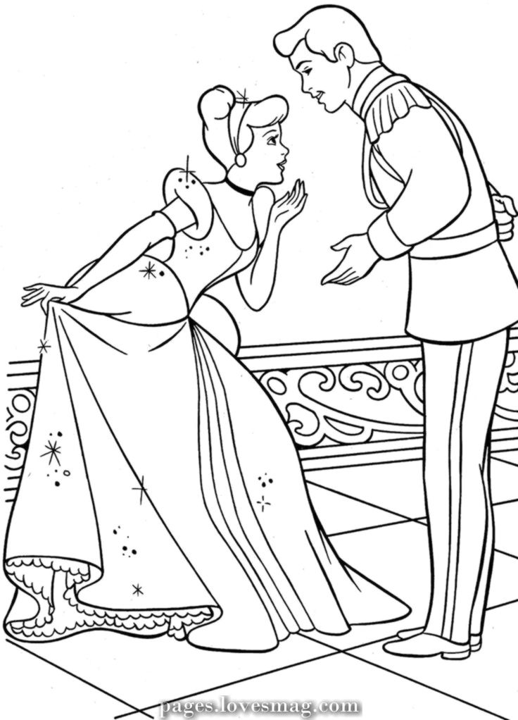Unique And Creative Coloring Pages Cinderella For Print Procoloring Com Cinderella Coloring Pages Disney Princess Coloring Pages Princess Coloring Pages