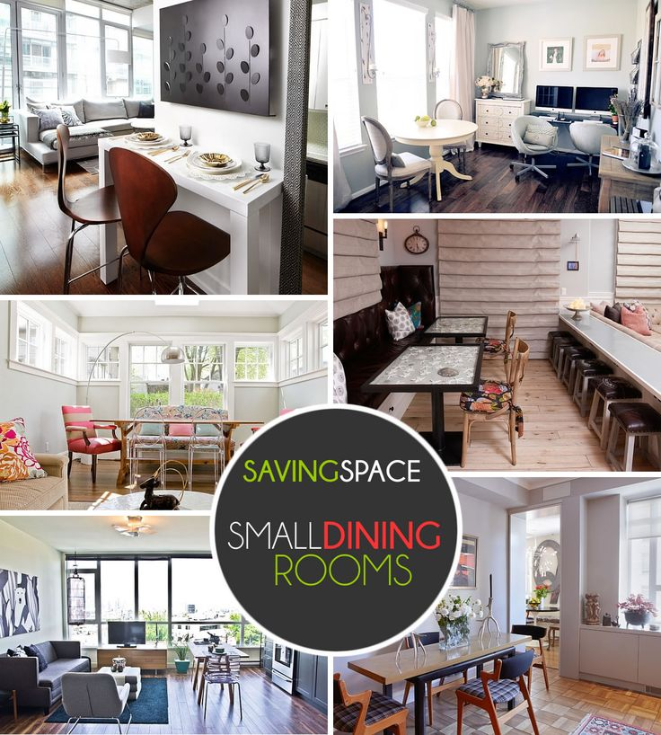 Best 25 small dining rooms ideas on pinterest dining for Dining area for small spaces