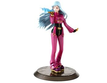 PVC KOF Kula Figure With a vivid and real look, this Kula figure will relive your memory of the classic character from The King of Fighters game. It is a perfect decorative piece and a collectors item.