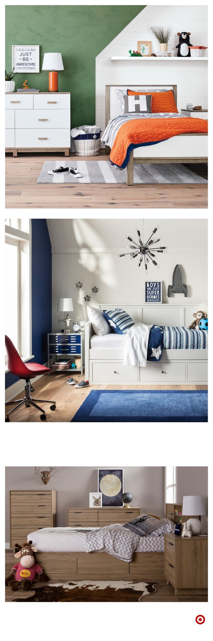 Shop Target For Kids Nightstand You Will Love At Great Low Prices Free Shipping On Orders Of 35 Or Free Same Day Pick Up In Stor Boy Room Room Big Kids Room