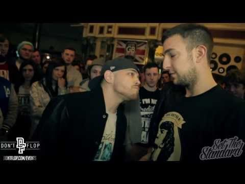 The Best of Arkaic Vs Illmaculate (Battle Rap)