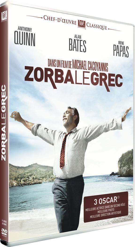 Zorba le Grec: DVD & Blu-ray : Amazon.fr