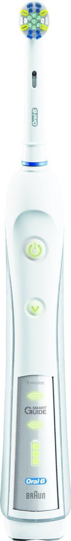 Oral-B Triumph 5500 Elektrische Premium-Zahnbürste (mit Reise-Etui und SmartGuide): Amazon.de: Drogerie & Körperpflege