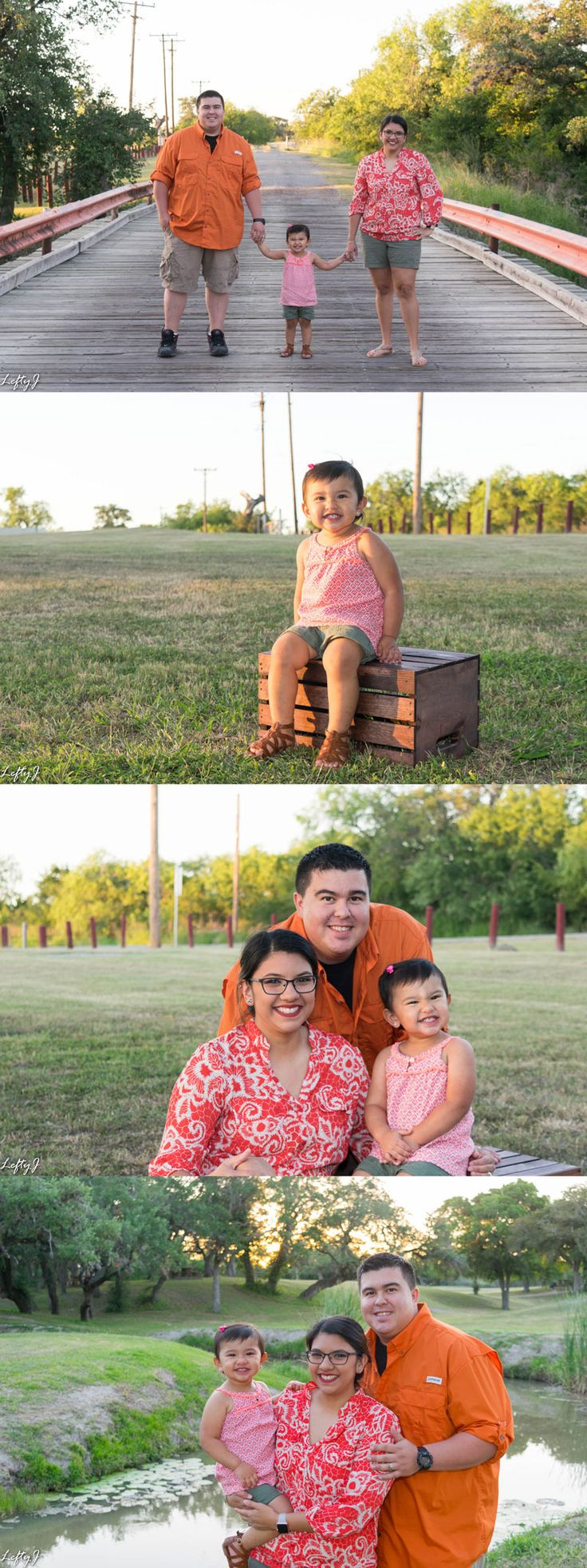 Another shoot with the wonderful Moreno family and the adorable Alayna. #corpuschristiphotography #corpuschristiphotographer #familyphotos #familypictures