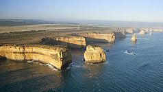 Great Ocean Road - one of the highlights of my trip to Australia in 2002. Flew from Sydney to Adelaide, then drove from there to Melbourne. Magic.