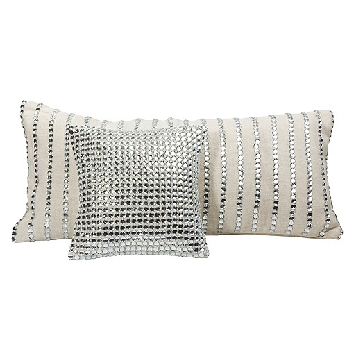 BLINGED PILLOWS!