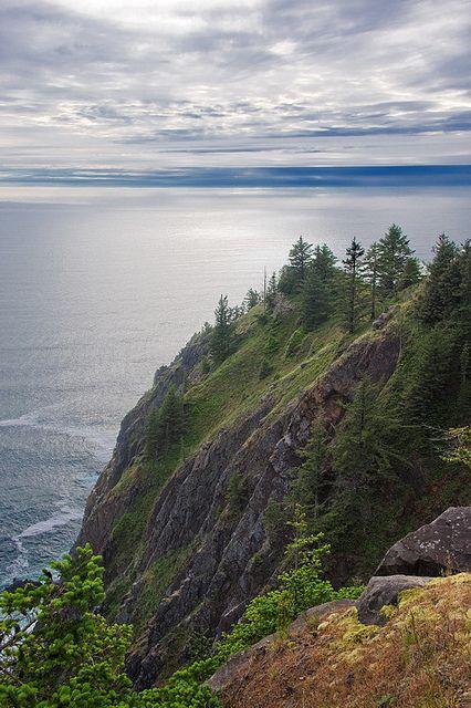Beautiful Neahkahnie Mountain | Oregon Coast