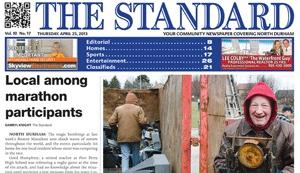 The Standard Newspaper Flipbook