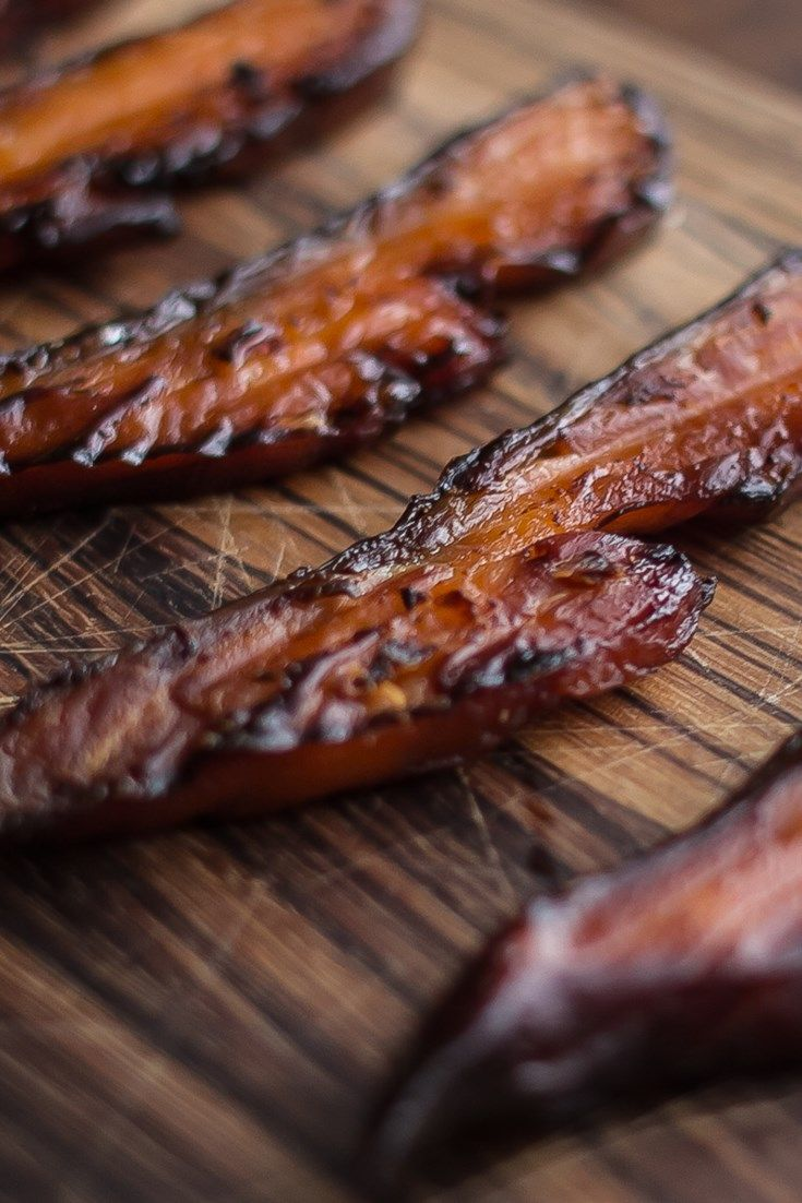This salmon jerky recipe is perfect for those looking for an unusual, delicious snack.