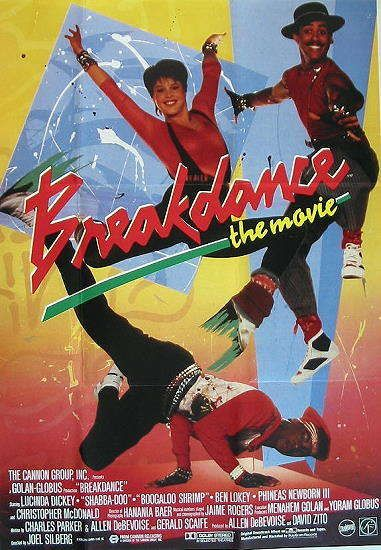 My Breakdance? 25 Years Old? Never! This movie is sooo bad, that it's good!! Hysteriahhh