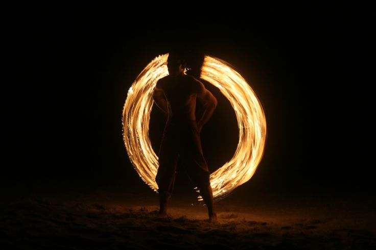Ko Chang, Thailand - Fire Show