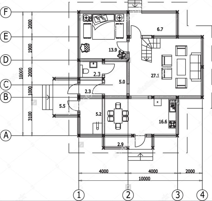 convert your scanned drawings to AutoCad by joegoodman25