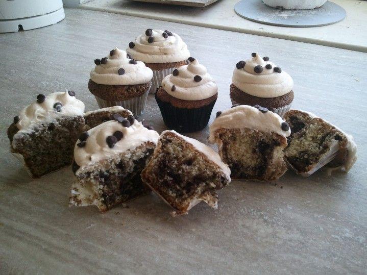 Safari Cupcakes - Leopard