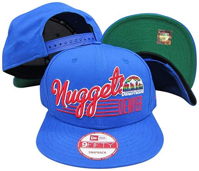 save up to 80% look good shoes sale wholesale online New Era Denver Nuggets Blue Stripe Script Snapback, $29.99 ...