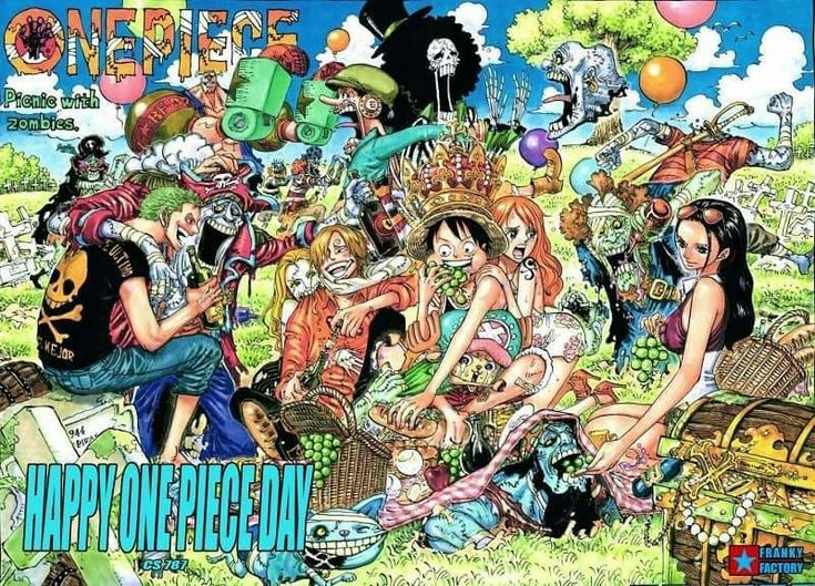 Heyaaa fellas Happy One Piece Day. Uuuuuuuuu Apasih One