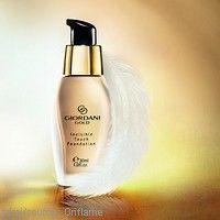 #Make-up #Giordani Gold Invisible Touch #Oriflame  Make-up Giordani Gold Invisible Touch s ultra lehkou texturou, která dokonale splývá s pletí, vytváří velmi přirozený, zdravě projasněný efekt. www.krasa365.cz
