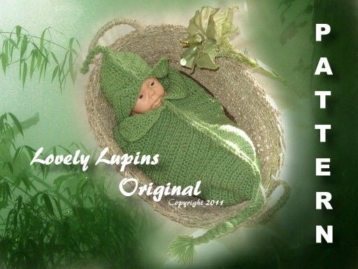 free crochet cocoon pattern - Google Search
